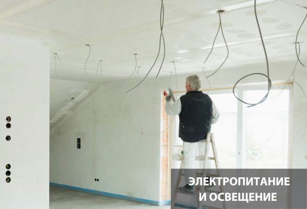 Кабельный завод Тех-Электро Одесса Провод для линий электропитания и освещения
